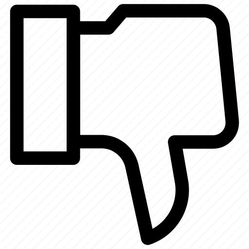 dislike, ⦁ hand, ⦁ like, ⦁ voteicon icon