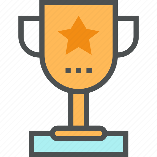 achievement, award, champion, leadership, prize, success icon