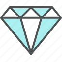 accessory, diamond, gems, gemstone, jewelry icon