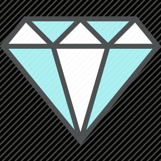 accessory, diamond, gems, gemstone, jewelry icon