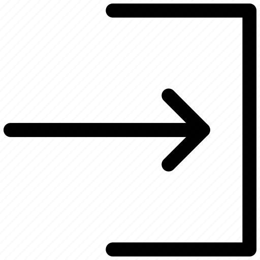 exit, ⦁ import, ⦁ loginicon icon