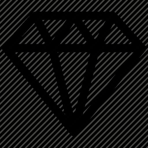 diamond, ⦁ gem, ⦁ gemstoneicon icon