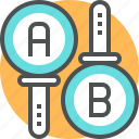 a/b, analysis, experiment, research, test, testing