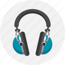 audio, headphones, media, music, protection icon