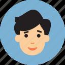 avatar, user, people, person, profile, male