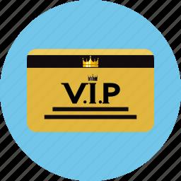 card, celebrity, pass, vip icon
