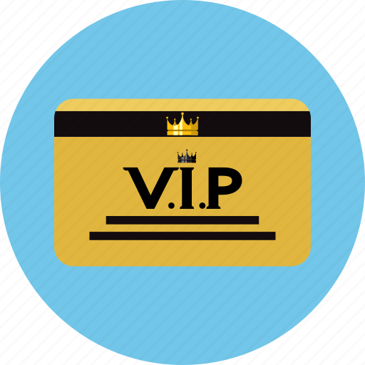card, celebrity, pass, vip icon