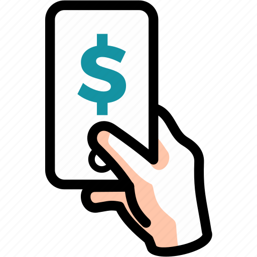 funds, pay, purchase, send money, transfer icon