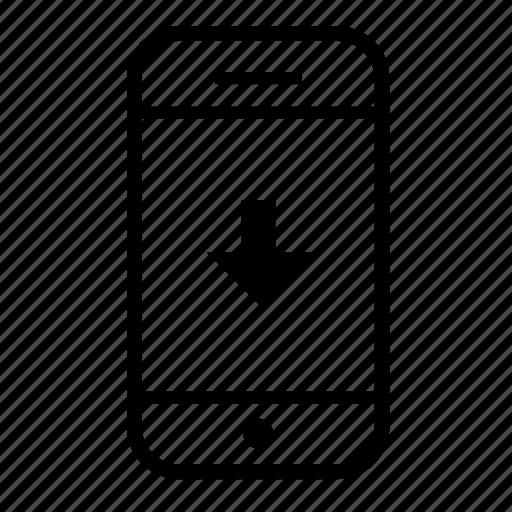 download, mobile, mobile download, mobile phone, phone icon
