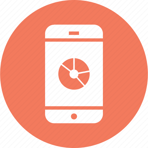analysis, analytic, graph, marketing, mobile, performance, seo icon