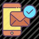 sent, mail