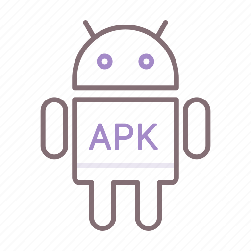 Android, apk, robot icon - Download on Iconfinder