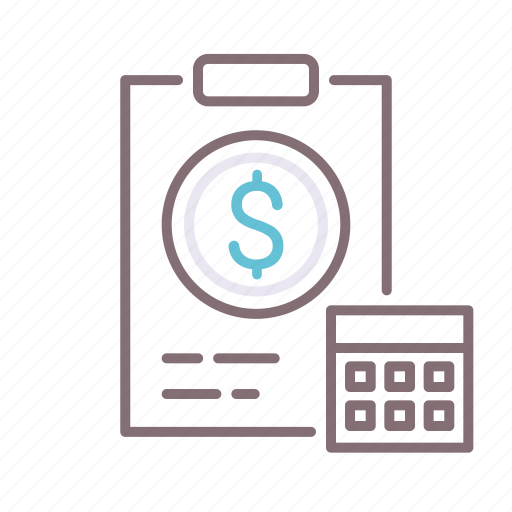 Budget, finance, money icon - Download on Iconfinder
