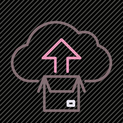 deployment, development, mobile icon