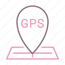 gps, location, mobile, pin