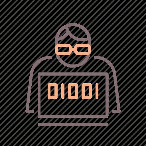 developer, mobile, programmer icon