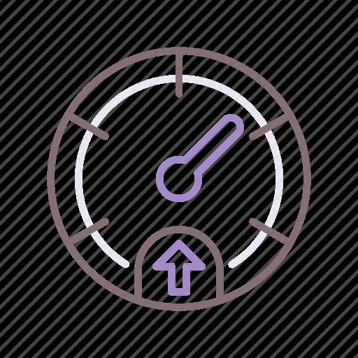 mobile, optimization, speed icon