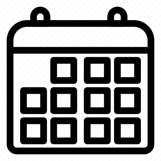 calendar, history, month, schedule, time icon