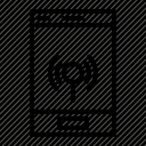 applicaiton, hotspot, hotspot application, mobile, mobile application icon