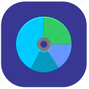 cd, disc, dvd, player, record icon