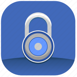 lock, password, safety, security icon