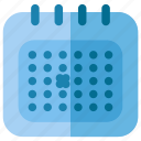 calendar, date, mobile, schedule, today icon