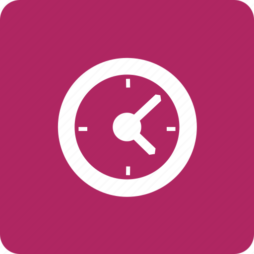 Clock, watch, timer, time icon
