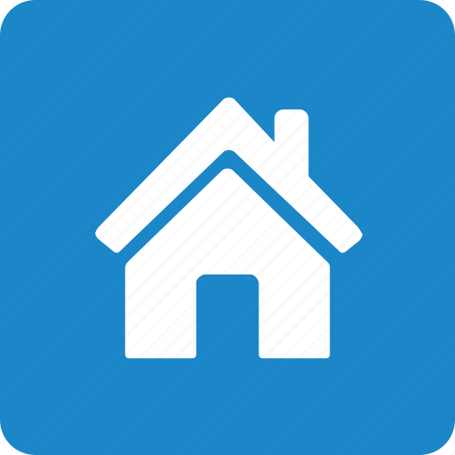 home, house, main menu, residence icon
