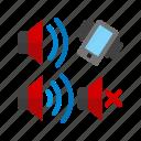 audio, music, play, profiles, settings, sound, volume