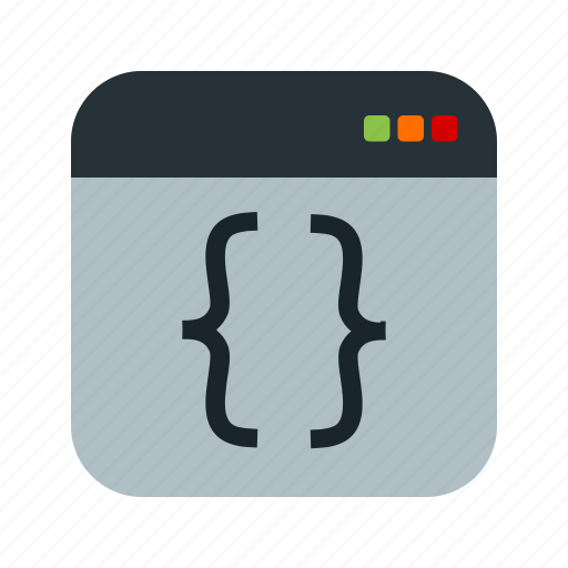 console, debugg, developer, element, responsive, source, tools icon