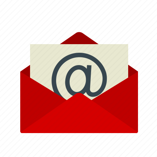 address, correspondence, email, internet, mail, website icon