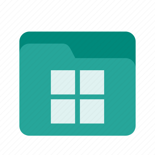 documents, file managament, files, folder, gallery, manager, storage icon