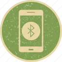 app, bluetooth, mobile, phone icon