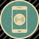 app, hotspot, mobile, phone icon