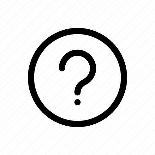 faq, help, message, question icon