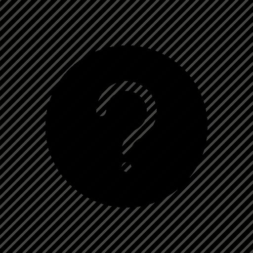f.a.q, faq, help, tutorial icon