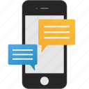 chat, chatting, communication, messaging, mobile, texting, message