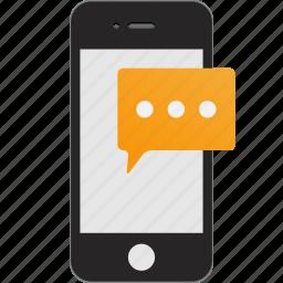 text, texting, typing, write, writing icon