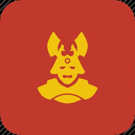 culture, japan, ronin, soldier, uniform, warrior icon