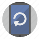 device, os, reload, smartphone, system icon