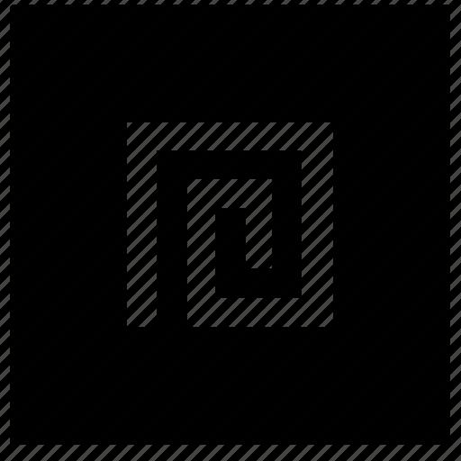 chip, chipset, mark, marker, marking, processor, rfid icon