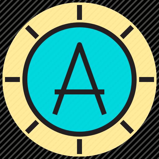 auto, idea, light, mobile, screen, web icon