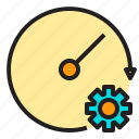 auto, cog, configuration, repair, setting, tools, transportation icon