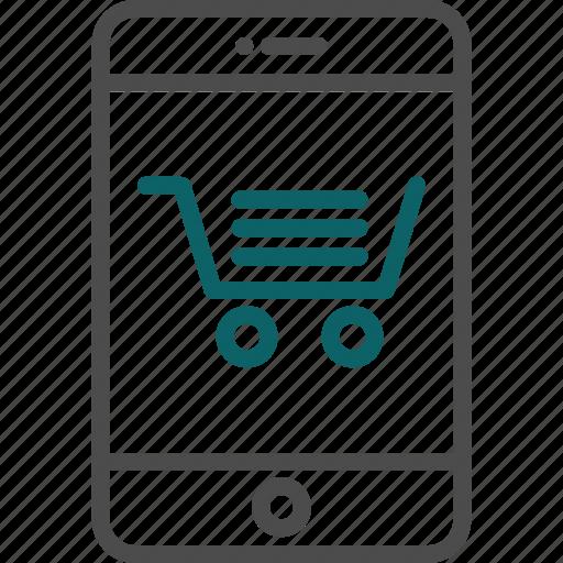 marketplace, shop, shopping, shopping cart icon