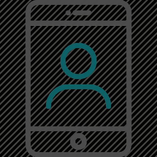 avatar, face, male, profile, user icon