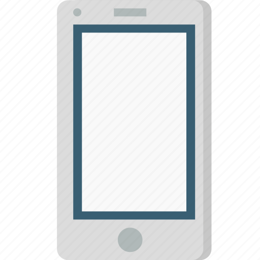 Background, layout, mobile, screen, touch, white icon - Download on Iconfinder