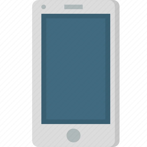 Background, blue, layout, mobile, screen, touch icon - Download on Iconfinder