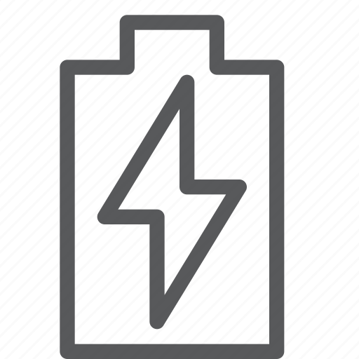 battery, charging, energy, mobile, phone, portrait, power icon