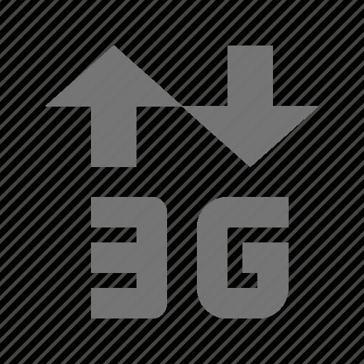 arrows, connect, data, download, internet, signal, tranfer, upload icon