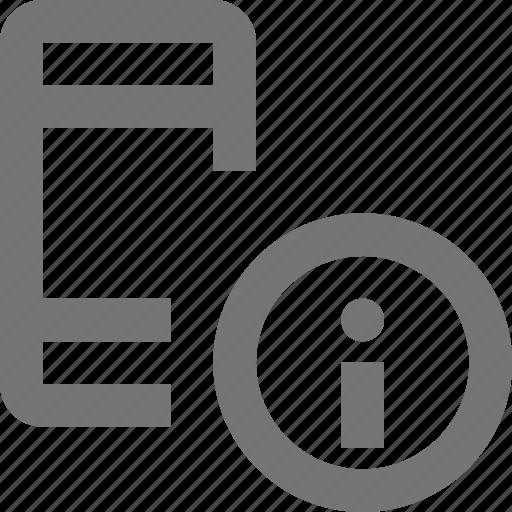 information, phone, smartphone, telephone icon